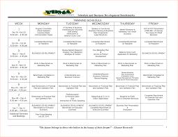 training calendars templates course calendar template kays makehauk co
