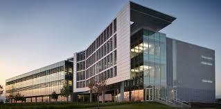 Design of office building Industrial Nasa Johnson Space Center Building 20 Hok Engineering