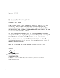 Sample Letter Of Recommendation For Co Worker Cover Letter Templates