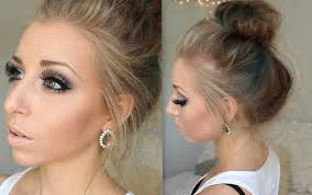 party makeup hair outfit ideas