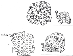 Cozy Elmer The Elephant Coloring Pages 2228620 Sanfranciscolife