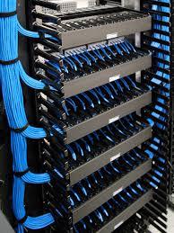 Data Rack Design Dedicated Servers In Kerala Structured Cabling Network