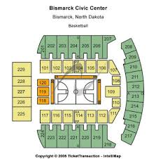 Bismarck Event Center Seating Chart Bismarck Civic Center Tickets And Bismarck Civic Center