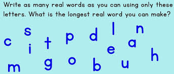 what words can i spell with these letters the best resume pertaining to what do these letters spell