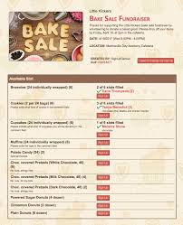 sell more cupcakes and brownies by organizing your bake get everything you need donated and signed up for via an online sign up bake