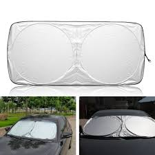 Windshield Sun Shades With Designs Buy Ayamaya Folding Windshield Sun Shade For Car Auto One
