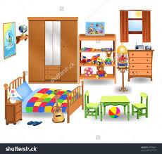 boys bedroom clipart. Delighful Bedroom Floor Exquisite Kids Bedroom Clipart 30 Furniture Clip Art Free  Memsaheb 23 Engaging For Boys O