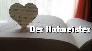 Der Hofmeister Lenz Kurze Zusammenfassung Youtube