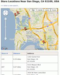 google locator maps building a store locator asp net application using google maps api