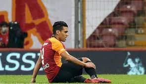 Galatasaray'da Falcao sakatlandı