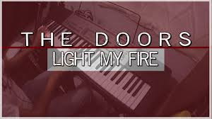 Light My Fire Piano Cover Light My Fire The Doors Piano Cover