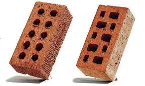 bricks with holes.  Holes Extruded Bricks For Bricks With Holes A