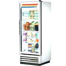 glass refrigerator for home glass front refrigerators ft 1 door refrigerator small fridge at sears apartment