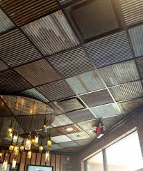 corrugated metal tles industrial design ideas metal ceiling