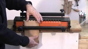 Hart Design Dovetail Jig Dovetail Jig Setup A Woodworkweb Com Woodworking Video