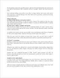 Resume Cover Letter Samples Word Format Example Sample Examples