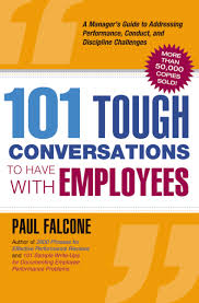 Employee Of The Month Write Ups 101 Tough Conversations To Have With Employees A Managers