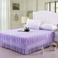 <b>2019 New Luxury Princess</b> Lace Bed Skirt Bedspread ...