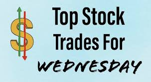 Cbs Trade Value Chart Week 6 5 Top Stock Trades For Wednesday S P 500 Aapl Cbs Viab