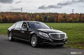 2016 Mercedes-Maybach S600 | DoubleClutch.ca