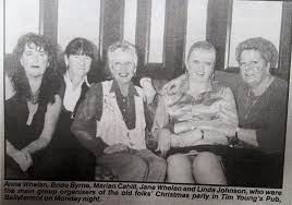 Anna Whelan, Bride Byrne, Marian Cahill, Jane Whelan, and …   Flickr
