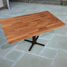 protecting solid wood restaurant table