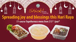 sk catering halal food ad shiok kitchen catering singapore halal certified