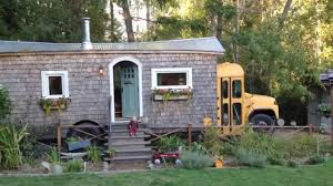 tiny house school bus. School Bus Conversion Tiny House