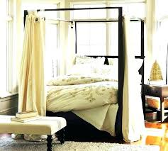 Canopy Bed Coverings Canopy Bed Coverings Canopy Bed Covering Image ...
