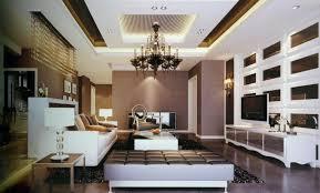 Interior design 3D living room 2013