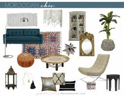 modern moroccan furniture. Moroccan Chic Style On Remodelaholiccom With Modern Furniture