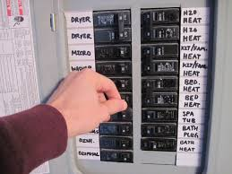 maxresdefault how to reset a tripped breaker youtube on fuse box switch won t reset