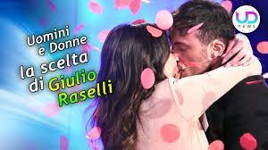 Uomini e Donne: Giulio Raselli ha Scelto Giulia D'Urso! Il ...