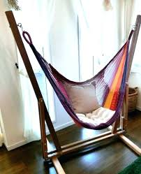 indoor hammock chair stand double day beautiful swing for in