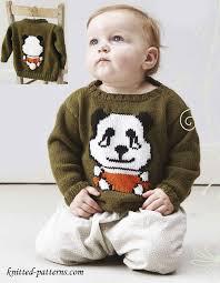 Knitting Charts Free Baby Jumper Knitting Pattern Free