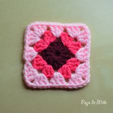 Basic Granny Square Pattern Inspiration How To Crochet A Basic Granny Square How To Crochet A Granny