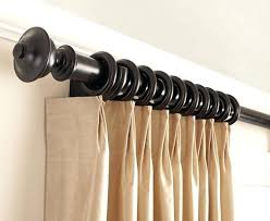 wood curtain rods wood curtain rod finials furniture lovely wooden