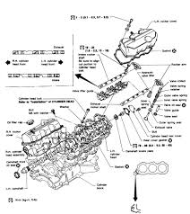repair guides engine mechanical components cylinder head exploded view of the cylinder head assembly 3 3l engine
