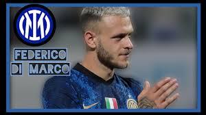 FEDERICO DI MARCO INTER MILAN 2021 - YouTube