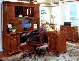 home office desk hutch. Surprising Office Interior Furniture L Shaped Desk Hutch Home K