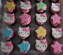 Hello Kitty Cupcakes Cakecentralcom