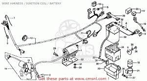 fascinating 1980 honda ct70 wiring diagram images best image cb750 minimal wiring at Cb750 Wiring Harness Routing