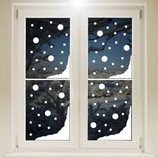 <b>Snow Stickers</b> in <b>Christmas</b> Window <b>Decorations</b> for sale | eBay