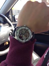 men s rotary vintage skeleton mechanical watch gs02521 06 the rotary watch was brought as a gift for my boyfriend a gift given three days early form sheer excitement of giving a beautiful watch