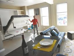 Living In One Room One Room Flats Manchester Units Go Small In A Big Way New Hampshire