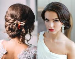 Wonderful Bridal Low Bun Hairstyles 2017 Weddingood
