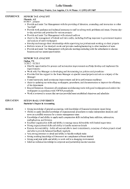 Tax Analyst Resume Sample Senior Tax Analyst Resume Samples Velvet Jobs 3