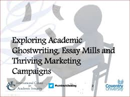 contract cheating and the essay writing industry where does the mon   2 2 contractcheating exploring academic ghostwriting essay