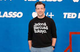 Ted Lasso' actor Jason Sudeikis shows ...
