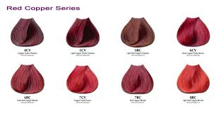 Ion Hair Dye Color Chart No Red Color 2015 Brunette Benefits Of Using Red Hair